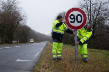 La Corrèze a accompagné le retour aux 90 kmh d'un plan départemental de prévention et de sécurité routière © Département Corrèze