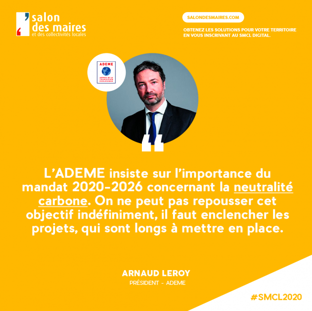 SMCL quote - Arnaud Leroy
