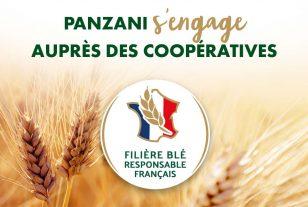 PANZANI S'ENGAGE AUPRÈS DES COOPÉRATIVES AU SEIN DE LA FILIÈRE BLÉ RESPONSABLE FRANÇAIS