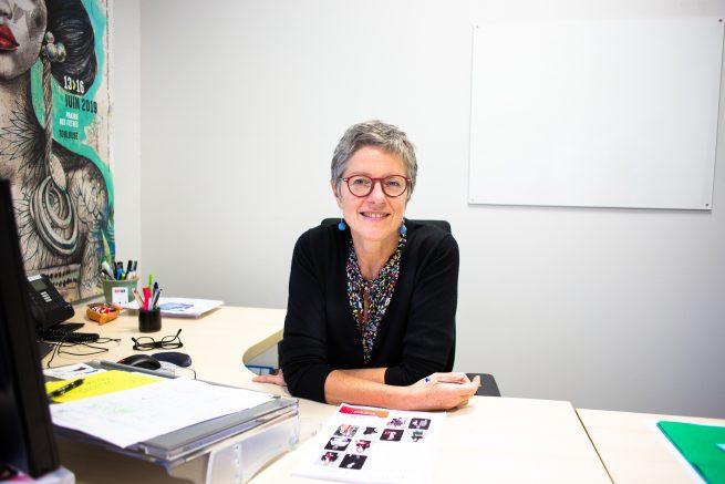 Frédérique Yvenat, Chargée de mission Egalité femmes-hommes et lutte contre les discriminations et le harcèlement