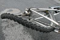 Accident vélo