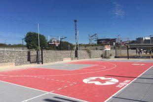 Stade basket-ball Ville de Boulogne-sur-Mer