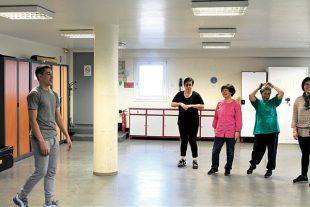 ateliers self defense femmes asiatiques