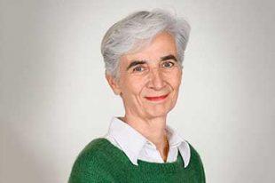 Véronique Fayet, présidente Secours catholique