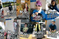 Pour valoriser ses agents et habitants depuis la crise du Covid-19, Marseillan (Hérault) a fait appel aux enfants.