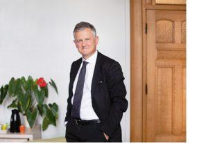 Portrait de Patrick Pincet, DGS ville de Lille