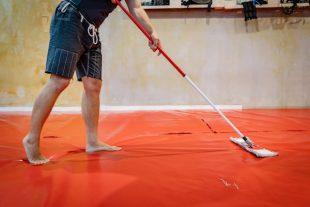 Nettoyage salle de sport