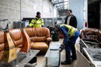 ENVIE-ILOE, Insertion professionnelle et tri/recyclage des déch