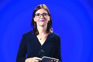 Aurore Bergé, députée (LREM) des Yvelines