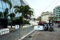 """Le 1er centre de vaccination ou """"vaccinodrome"""" dans le Palais des Festivals de Cannes"""
