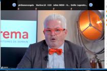 Pascal Berteaud, directeur général du Cerema, présente la réorganisation du Cerema.