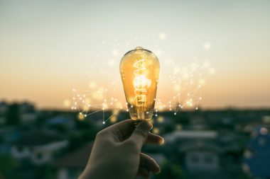 De l'électricité, de l'énergie, des idées
