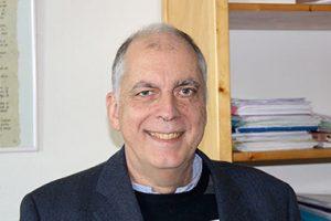 Philippe Colombat, président de l'Observatoire national de la qualité de vie au travail des professionnels de santé