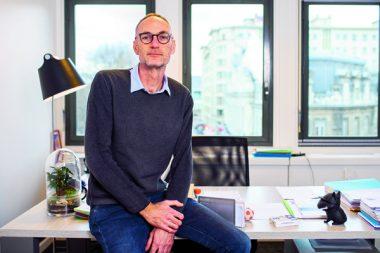 Xavier Rochefort, Directeur de l'ALTM Agence Lyon TranquillitŽ MŽdiationFrance MŽdiation, mŽdiation sociale ˆ Lyon