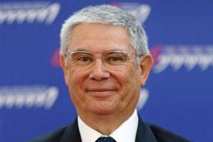 James Blateau, président de la Fédération française de gymnastique FFGym