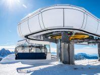 station ski fermee