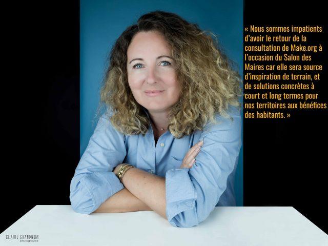 Stéphanie GAY TORRENTE, directrice du SMCL