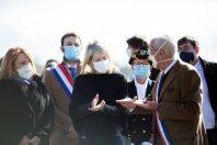 Visite de Bérangère Abba en Auvergne-Rhône-Alpes, au cœur de la Dombes, la « terre aux 1000 étangs».