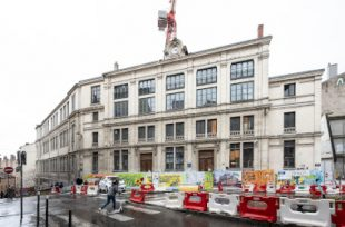 Lyon  - Requalification du collège Truffaut
