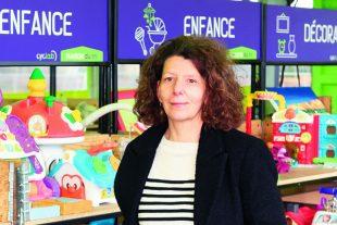 Gaëlle Merle, responsable du service « communication et zéro déchet » au syndicat mixte Cyclad en Charente-Maritime