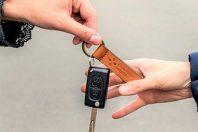 clés prêt voiture
