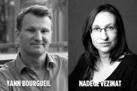 Nadège Vezinat - Yann Bourgueil