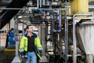 Il veille à la quantité et la qualité de l'eau de Nantes Métropole