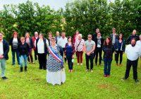 La liste « La Crèche [Deux-Sèvres], en transition démocratique, écologique et solidaire » , menée par Laetitia Hamot, a été élue aux élections municipales de 2020.