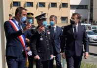A Montpellier, un déplacement présidentiel placé sous le signe de la sécurité et de l'action sociale