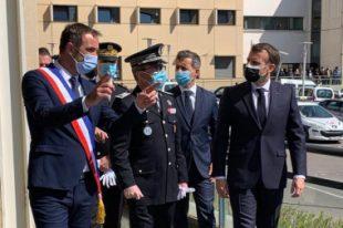 Macron Montpellier