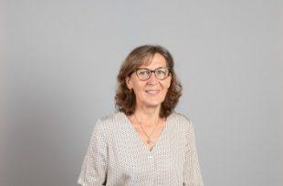 Elu (e) s de la Métropole de Lyon 2020.  02/07/2020. Anne Grosperrin conseillère métropolitaine, élue de la circonscription de Lones et Coteaux