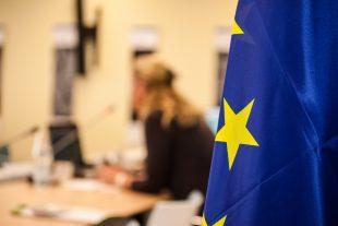 office europe - flag