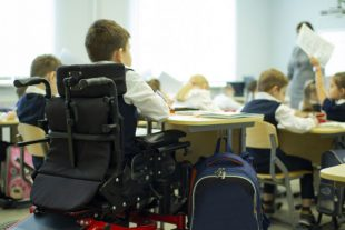 Elève handicap - école inclusive