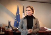 Olivia Grégoire, secrétaire d'Etat chargée de l'Economie sociale, solidaire et responsable