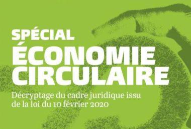 Economie circulaire – la loi AGEC décryptée