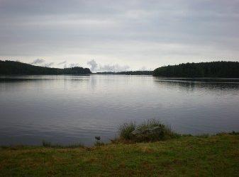 Lac de Vassivière @Louis Cauchy