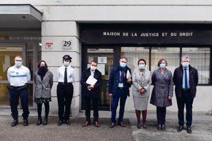 Un protocole entre la mairie et la justice à Vaulx-en-Velin