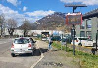 Arrêt de covoiturage Chambéry