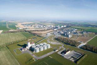 Le plateau de la bioraffinerie de Bazancourt-Pomacle