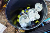 Les premiers compteurs connectés ont été installés dans des foyers dijonnais début avril. Ils leur permettent de surveiller leur consommation d'eau et de détecter une fuite.