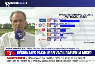 Campagne électorale : trois régions monopolisent à elles seules 86 % du temps d'antenne