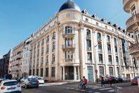 A Metz, l'ancien siège de l'Urssaf sera transformé en studios,  salle de sport,  bureaux…