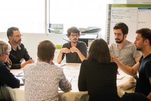 Le Curious Lab', l'intelligence collective des étudiants au service des communes