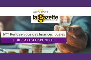 6è Rendez-vous des finances locales : toutes les interventions en vidéo