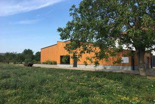 Gymnase passif de la commune de Muttersholtz