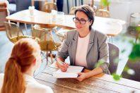 Le recrutement passe par un entretien