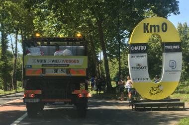 Tour de France : voyage au cœur des patrouilles qui protègent les routes