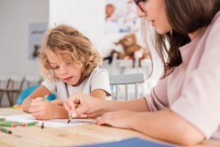 AESH - aide enfant