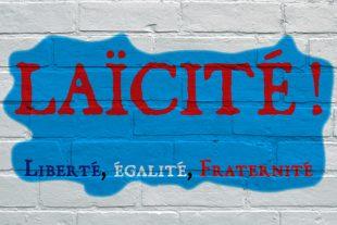 Graffiti-laicite
