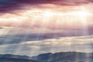 montagne lumiere